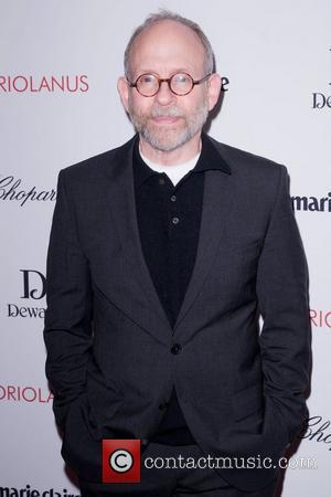 Bob Balaban,  at the New York premiere of 'Coriolanus' shown at the Paris Theater - Red Carpet New York...