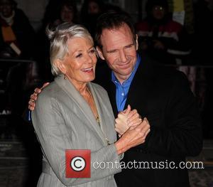 Vanessa Redgrave and Ralph Fiennes