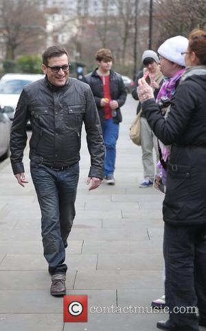 Chris Gascoyne 'Coronation Street' cast outside Granada Studios Manchester, England - 19.01.12