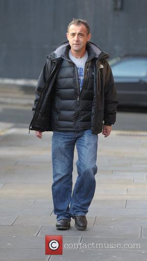Michael Le Vell 'Coronation Street' cast outside Granada Studios Manchester, England - 19.01.12
