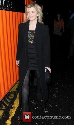Jane Danson The 'Coronation Street' Christmas party at Suede nightclub Manchester, England - 09.12.11