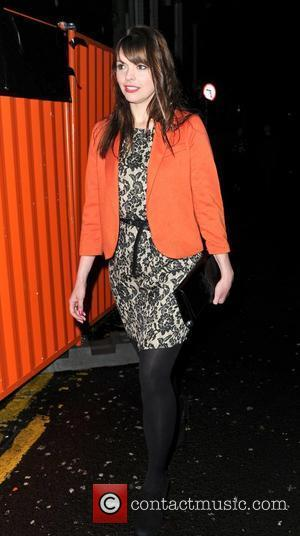 Kate Ford The 'Coronation Street' Christmas party at Suede nightclub Manchester, England - 09.12.11