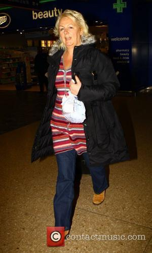 Sue Cleaver The cast of Coronation Street arrive at Euston Station to head back to Manchester after attending the National...
