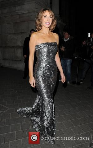 Alex Jones Cosmopolitan Ultimate Woman Of The Year Awards - Departures London, England - 30.10.12
