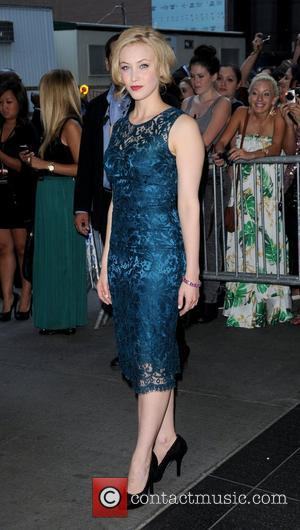 Sarah Gadon New York Premiere of 'Cosmopolis' held at The Museum of Modern Art - Outside Arrivals New York City,...