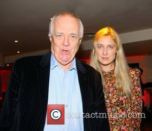 Tim Rice and Eva Rice Costa Book Awards 2011 London, England - 24.01.12,