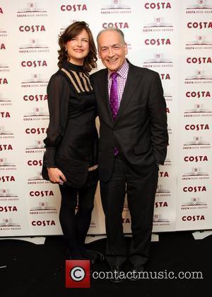 Katie Derham and Alastair Stewart Costa Book Awards 2012 London, England - 24.01.12