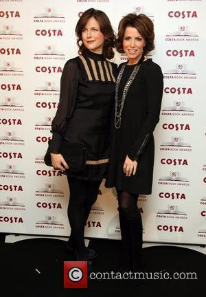 Natasha Kaplinsky and Katie Derham Costa Book Awards 2012 London, England - 24.01.12