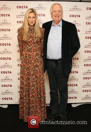 Tim Rice and Emily Rice Costa Book Awards 2012 London, England - 24.01.12