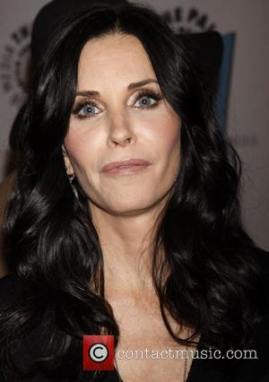 Courteney Cox and Paley Center For Media