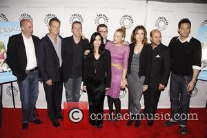 Bob Clendenin, Brian Van Holt, Busy Philipps, Christa Miller, Courteney Cox, Dan Byrd, Ian Gomez, Josh Hopkins and Paley Center For Media