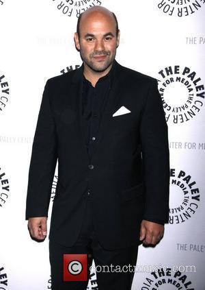 Ian Gomez  Cougar Town's third season premiere held at the Paley Center For Media - Arrivals.  New York...