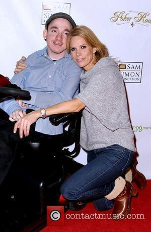 Jacob Zalewski and Cheryl Hines 4th Annual All In For CP Celebrity Poker at The Venetian Resort and Casino...