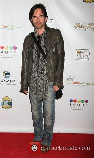 Billy Burke The 4th Annual All In For CP Celebrity Poker at The Venetian Resort and Casino Las Vegas, Nevada...