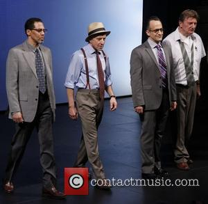 Jay Hernandez, Arliss Howard, David Pittu and Larry Bryggman