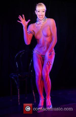 Cast Photocall for Le Crazy Horse de Paris - 'Forever Crazy' show held at The Arts Club London, England -...