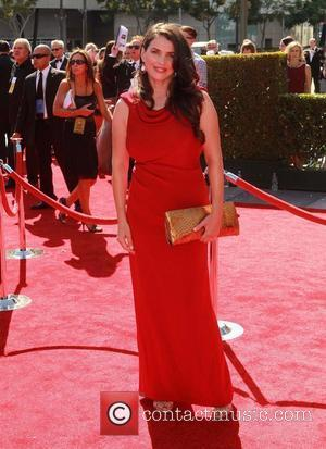 Jennifer Morrison 2012 Creative Arts Emmy Awards, held at Nokia Theatre - Arrivals Los Angeles, California - 15.09.12