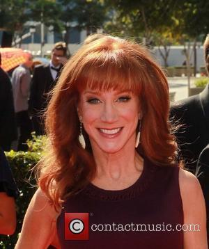 Kathy Griffin and Emmy Awards