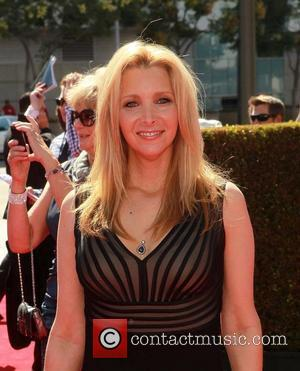 Lisa Kudrow 2012 Creative Arts Emmy Awards, held at Nokia Theatre - Arrivals Los Angeles, California - 15.09.12