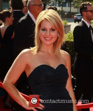 Candace Cameron Bure 2012 Creative Arts Emmy Awards, held at Nokia Theatre - Arrivals Los Angeles, California - 15.09.12