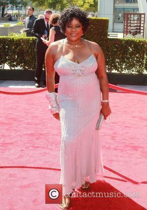 Loretta Devine 2012 Creative Arts Emmy Awards, held at Nokia Theatre - Arrivals Los Angeles, California - 15.09.12
