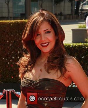 Maria Canals-Barrera 2012 Creative Arts Emmy Awards, held at Nokia Theatre - Arrivals Los Angeles, California - 15.09.12