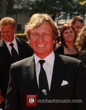 Nigel Lythgoe 2012 Creative Arts Emmy Awards, held at Nokia Theatre - Arrivals Los Angeles, California - 15.09.12