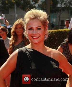 Stacey Tookey 2012 Creative Arts Emmy Awards, held at Nokia Theatre - Arrivals Los Angeles, California - 15.09.12