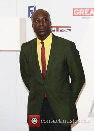 Ozwald Boateng The UK's Creative Industries Reception supported by the Foundation Forum at the Royal Academy of Arts - Arrivals...
