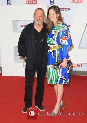 Terry Gilliam and Maggie Weston The UK's Creative Industries Reception supported by the Foundation Forum at the Royal Academy of...
