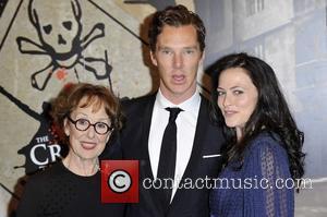 Benedict Cumberbatch, Lara Pulver and Una Stubbs