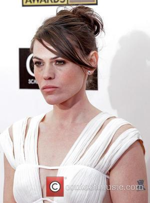 Actress Clea Duvall Photographed Kissing Female Pal In Park