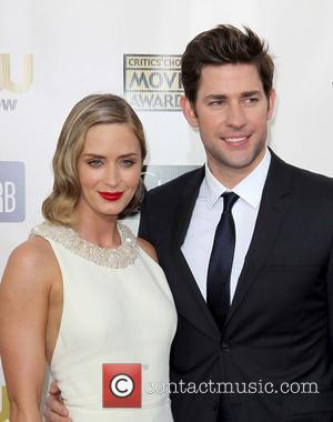 Emily Blunt And John Krasinski Welcome First Baby Daughter Together
