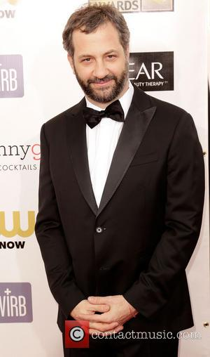 Judd Apatow 18th Annual Critics' Choice Movie Awards held at Barker Hangar  Featuring: Judd Apatow Where: Santa Monica, California,...