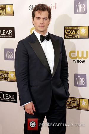 Henry Cavill 18th Annual Critics' Choice Movie Awards held at Barker Hangar - Arrivals  Featuring: Henry Cavill Where: Santa...