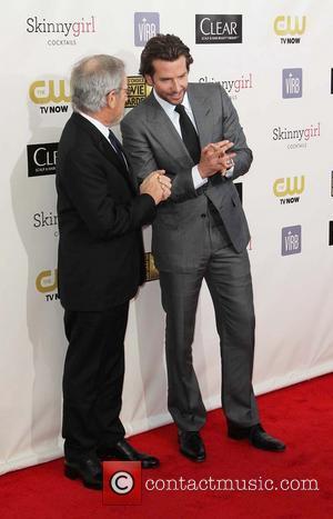 Bradley Cooper; Stephen Spielberg 18th Annual Critics' Choice Movie Awards held at Barker Hangar - Arrivals  Featuring: Bradley Cooper,...
