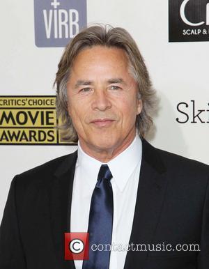 Don Johnson 18th Annual Critics' Choice Movie Awards held at Barker Hangar - Arrivals  Featuring: Don Johnson Where: Santa...