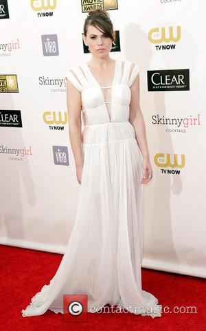 Clea DuVall 18th Annual Critics' Choice Movie Awards held at Barker Hangar - Arrivals  Featuring: Clea DuVall Where: Santa...