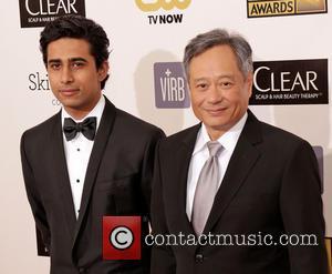 Suraj Sharma; Ang Lee 18th Annual Critics' Choice Movie Awards held at Barker Hangar  Featuring: Suraj Sharma, Ang Lee...