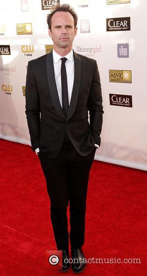 Walton Goggins 18th Annual Critics' Choice Movie Awards held at Barker Hangar  Featuring: Walton Goggins Where: Santa Monica, California,...