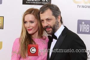 Leslie Mann Suffered Secret Baby Blues