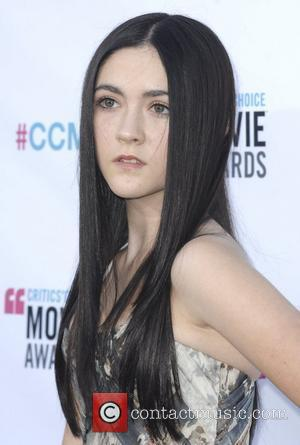 Isabelle Fuhrman  17th Annual Critic's Choice Movie Awards - Arrivals Los Angeles, California - 12.01.12