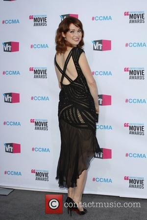 Ellie Kemper 17th Annual Critic's Choice Movie Awards - Arrivals Los Angeles, California - 12.01.12