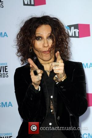 Linda Perry: 'Lover Gilbert And I Look Alike'