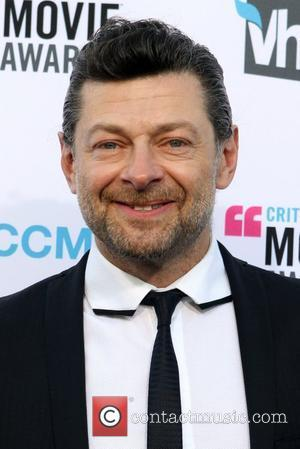 Andy Serkis 17th Annual Critic's Choice Movie Awards - Arrivals Los Angeles, California - 12.01.12