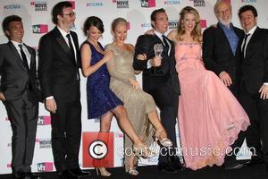 Thomas Langmann, Berenice Bejo, James Cromwell, Jean Dujardin, Missi Pyle and Penelope Ann Miller