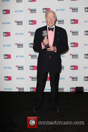Christopher Plummer 17th Annual Critic's Choice Movie Awards - Pressroom  Los Angeles, California - 12.01.12