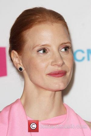 Jessica Chastain 17th Annual Critic's Choice Movie Awards - Pressroom  Los Angeles, California - 12.01.12