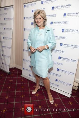 ABC News Anchor Cynthia McFadden Crohn's & Colitis Foundation of America Nineteenth Annual Women of Distinction Luncheon at the Waldorf...