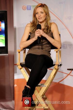 Jordana Spiro  CTV Upfront 2012 press conference. Toronto, Canada - 31.05.12